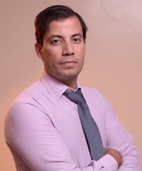 Dr. Shelendar Sharma