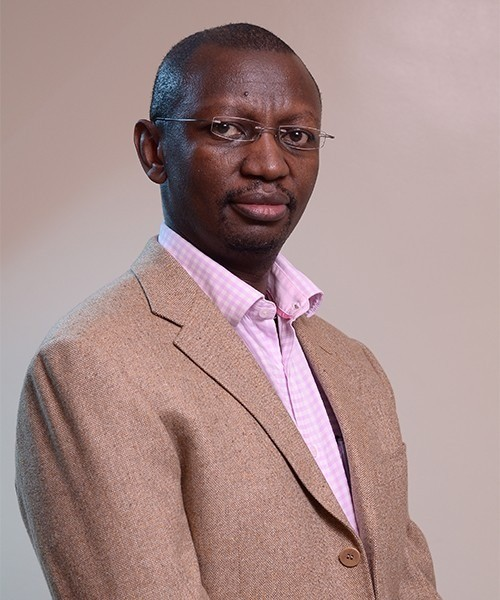 Dr. James Thuku