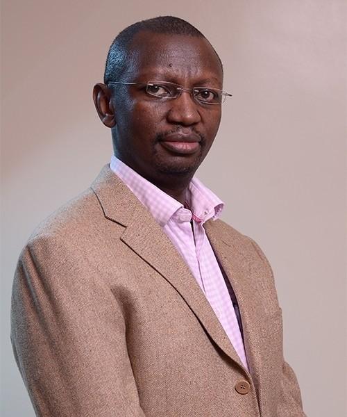 Dr. James Thuku