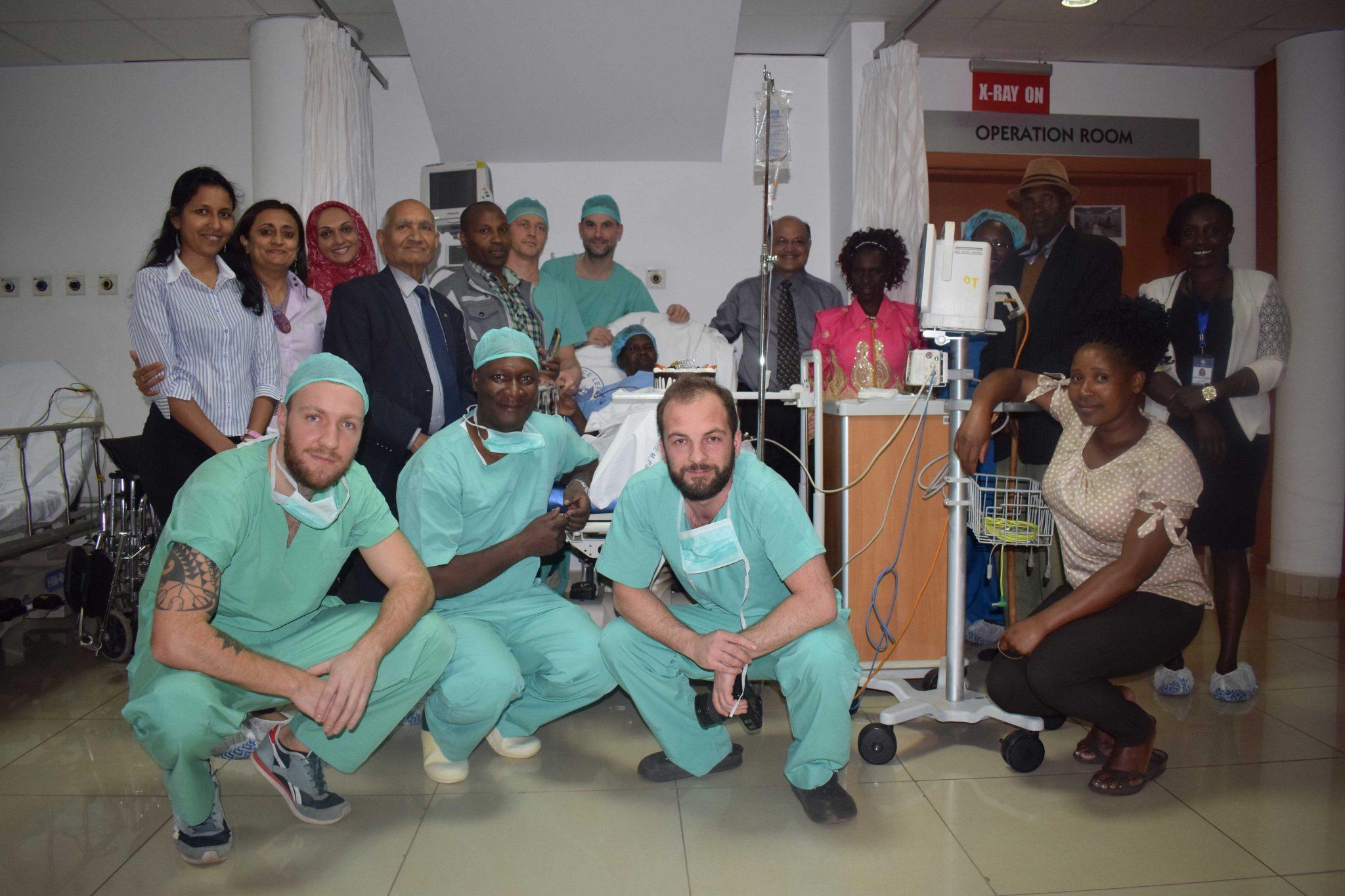 MP Shah Hospital - Best Private Hospital in Kenya